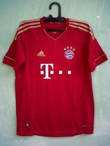 16697b0ddea Bayern Munchen Home 13 14 - Front
