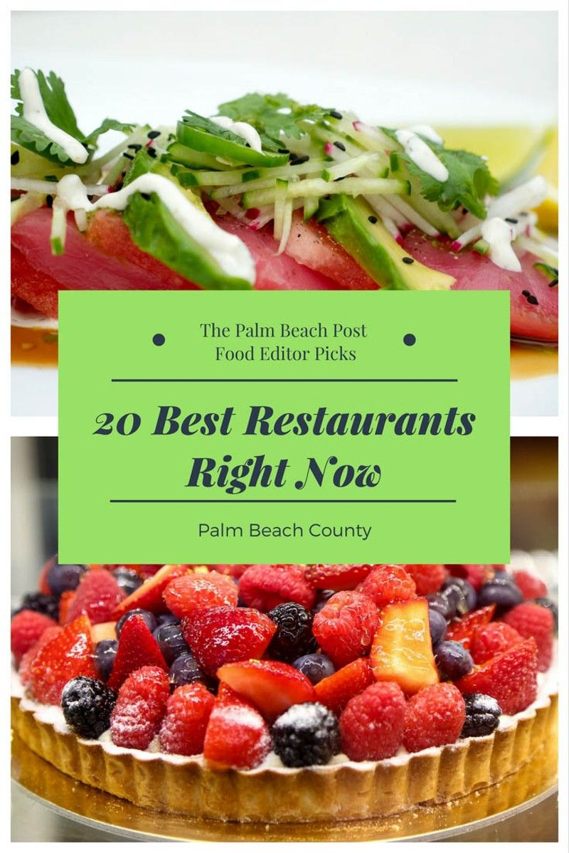 Updated July 5, 2017: Food Editor Liz Balmaseda lists the 20 best ...