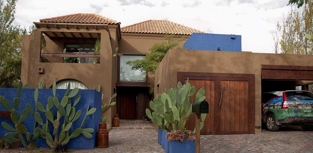 Casas rusticas con patios internos pesquisa google - Casas estilo rustico ...
