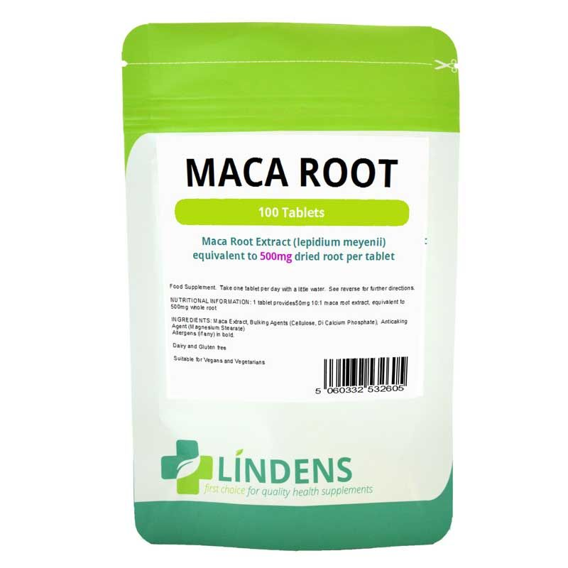 Maca for sperm
