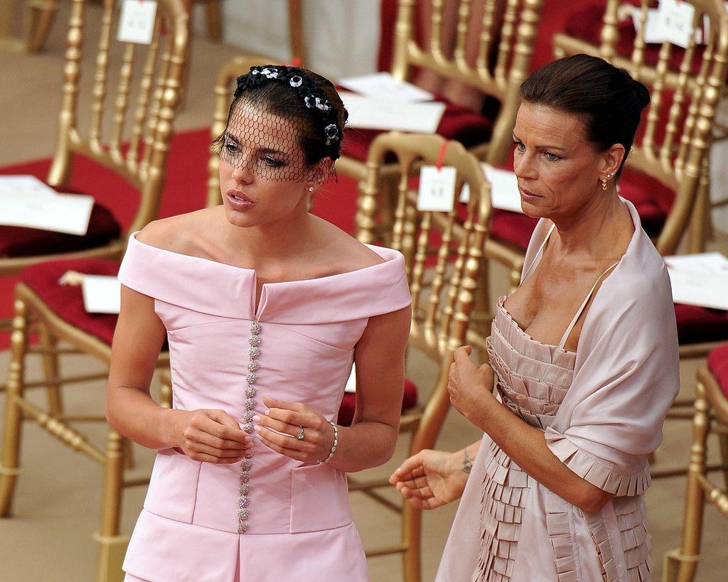 Charlotte Casiraghi Photos Photos: Monaco Royal Wedding - The ...