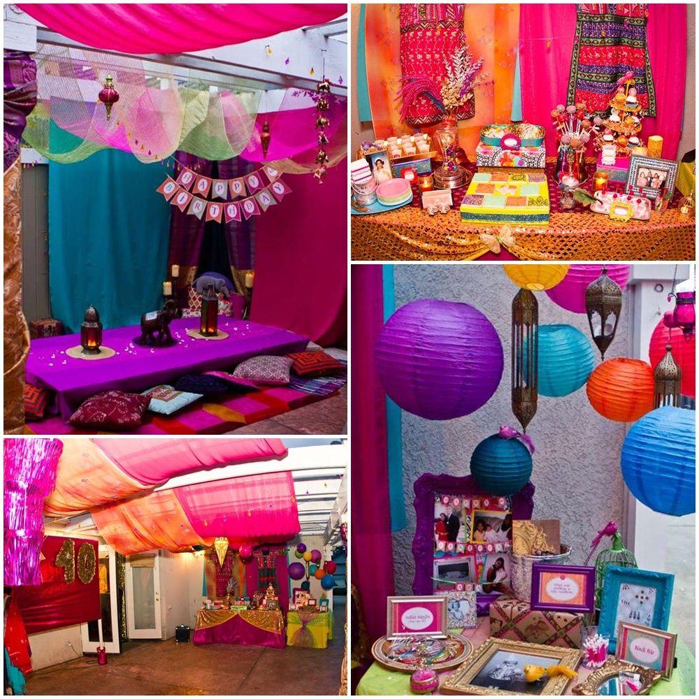 Bollywood Themed Birthday Party Ideas Bollywood Party