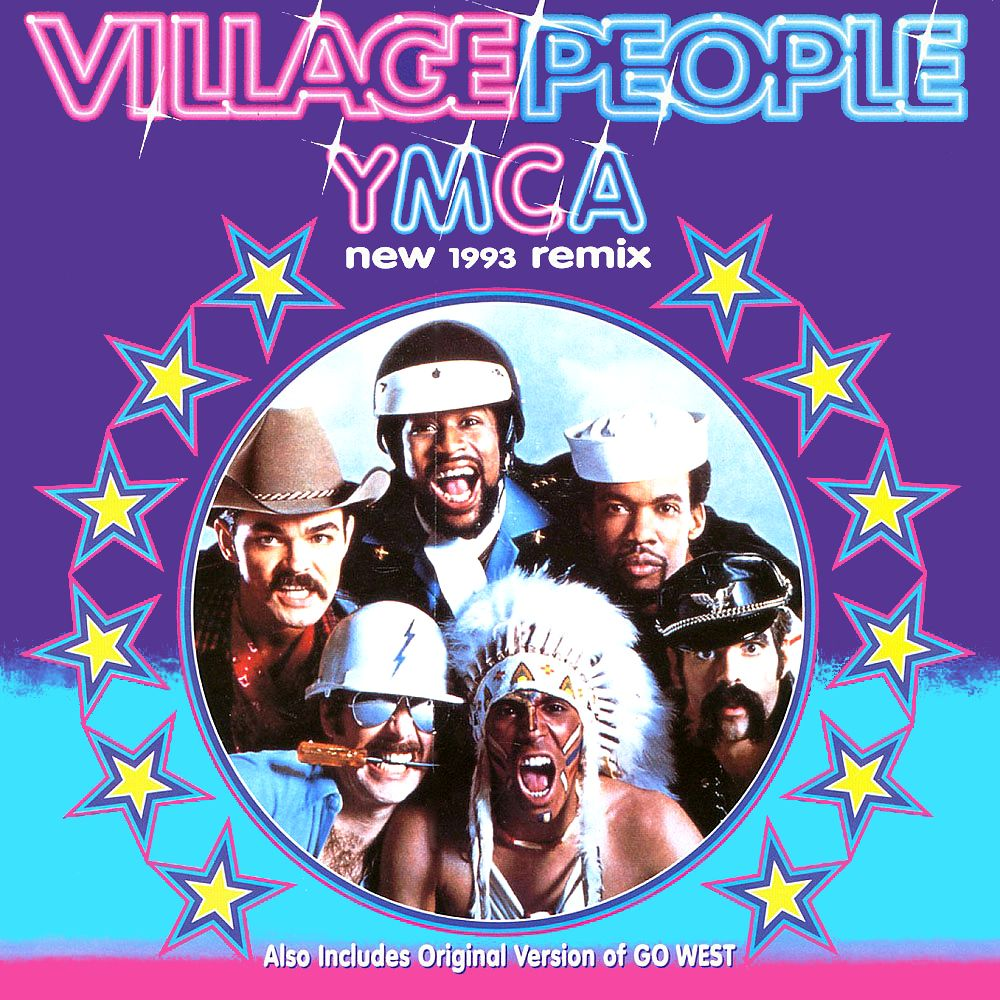 Village People Ymca Album Google Search My Music 2 Koor
