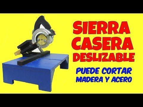 Como hacer una mini sierra casera para manualidades mini for Cortar madera con radial