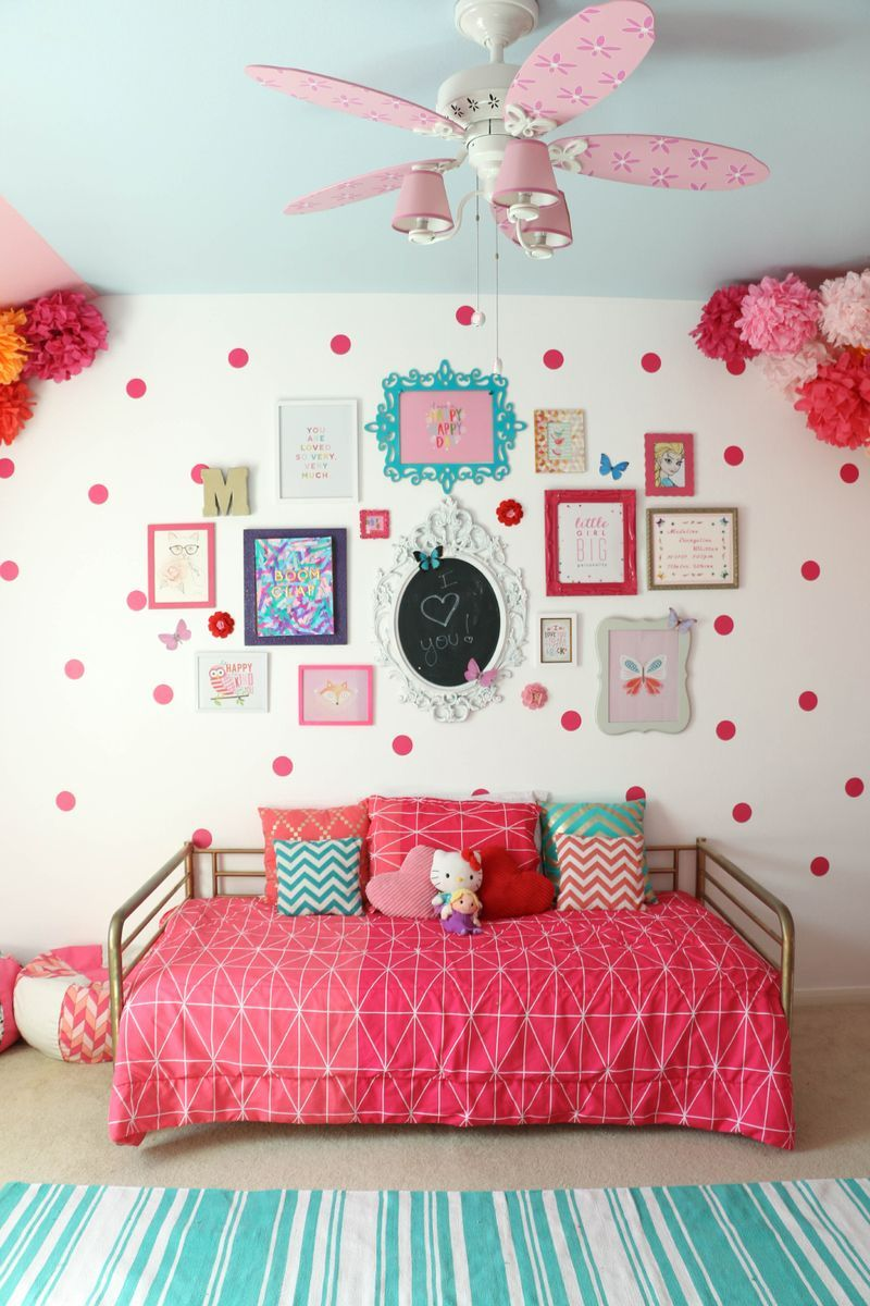 girls room... | deco ideas organizacion y diy | Pinterest ...