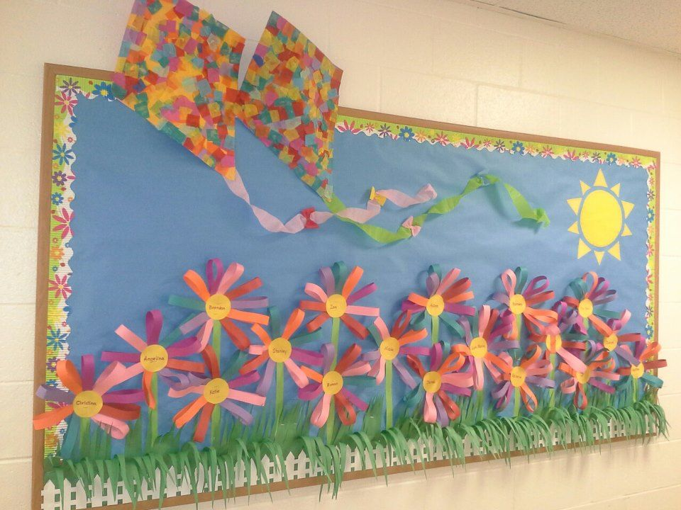 Spring Classroom Idea : Spring bulletin board classroom ideas pinterest