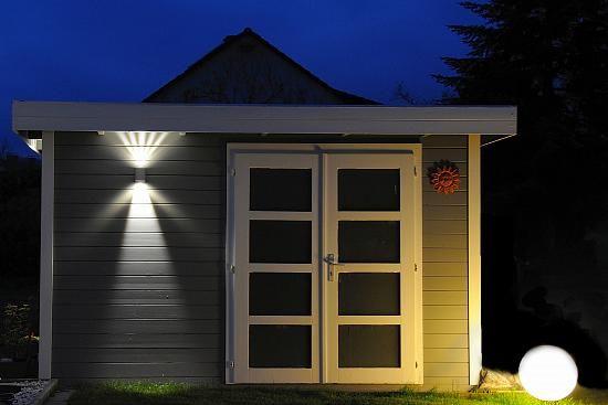 Palmako Gartenhaus Lara 8,4 m² FRB283524 Gartenhaus