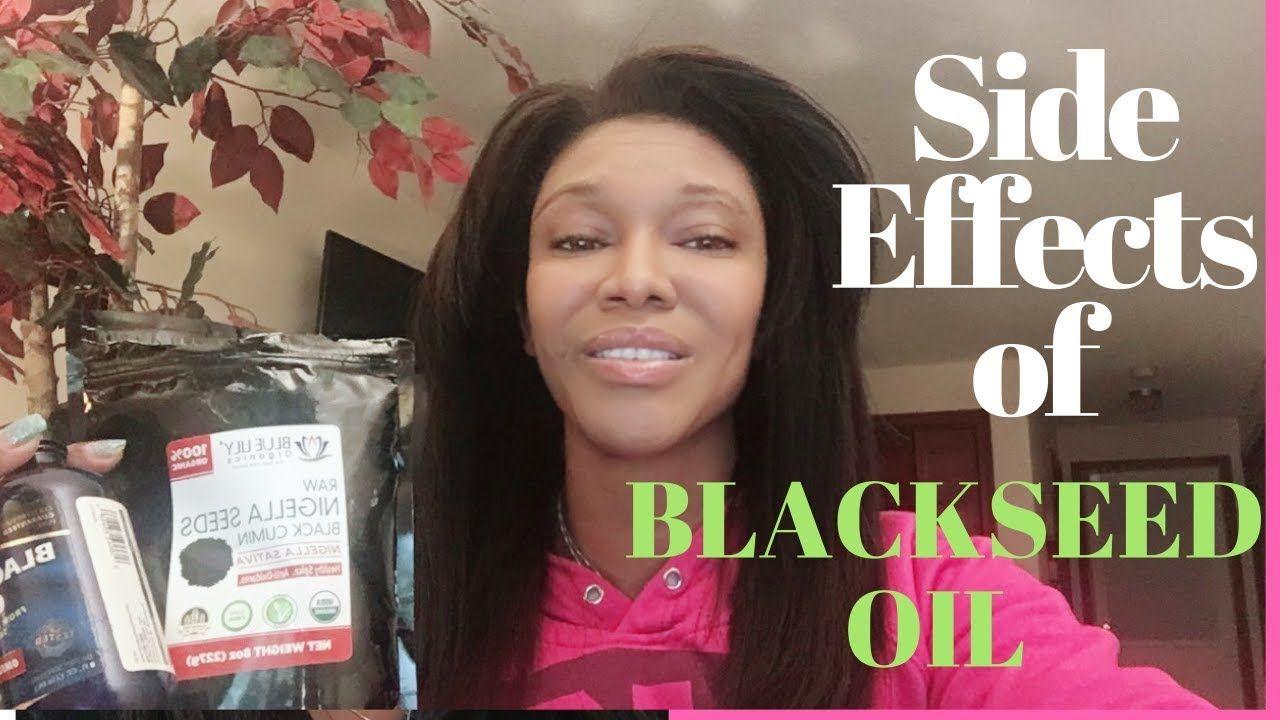 Side Effects of Black Seed Oil   black seed versus black