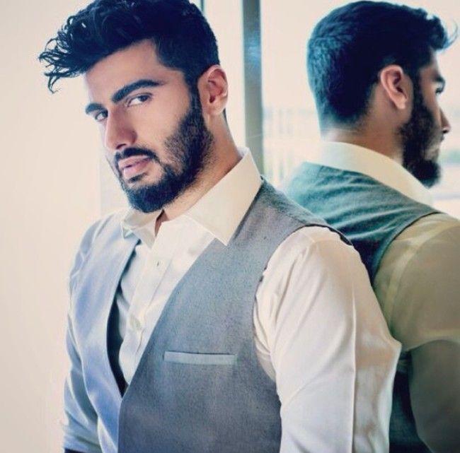 Arjun Kapoor Photoshoot Fashion Style Hot Bollywood India Arjunkapoor Best Beard Styles Beard Styles Indian Beard Style