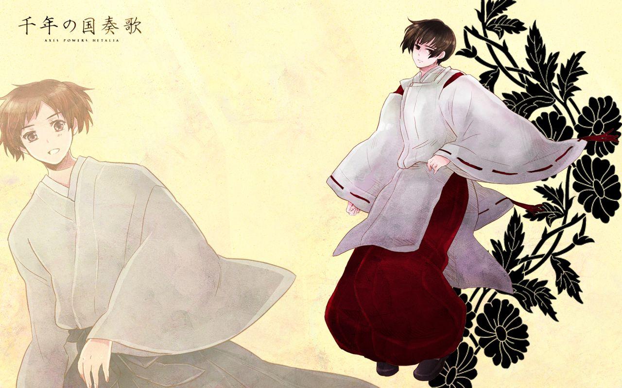 Kiku - Art by Momo