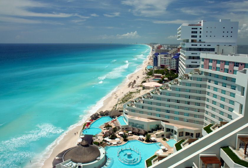 Cancun Mexico Beautiful So Much Fun Park Royal Is Buildings - 10 amazing day trips to take in cancun