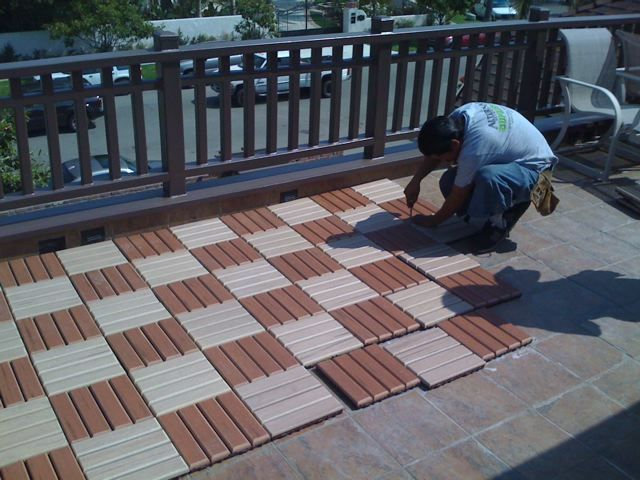 Composite Deck Building Costs Per Square Foot How To Attach
