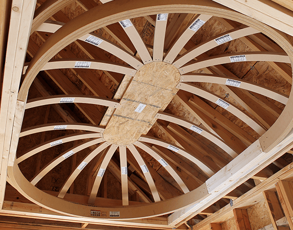 Finished Archways And Ceilings Made Easy Projects
