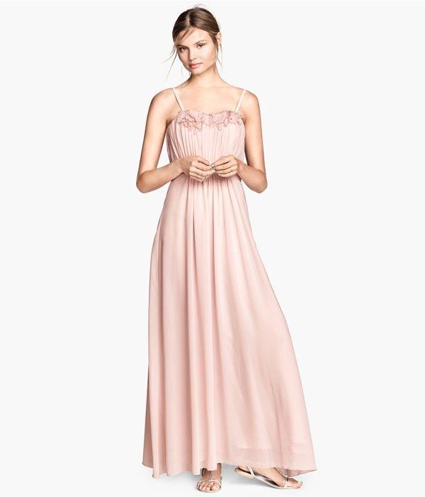 El chollo del día: un vestido largo de boda por menos de 50 euros ...