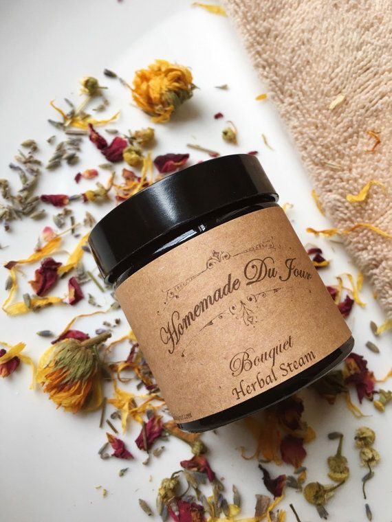 Organic Bouquet Herbal Steam under 20 dollars by HomemadeDuJour