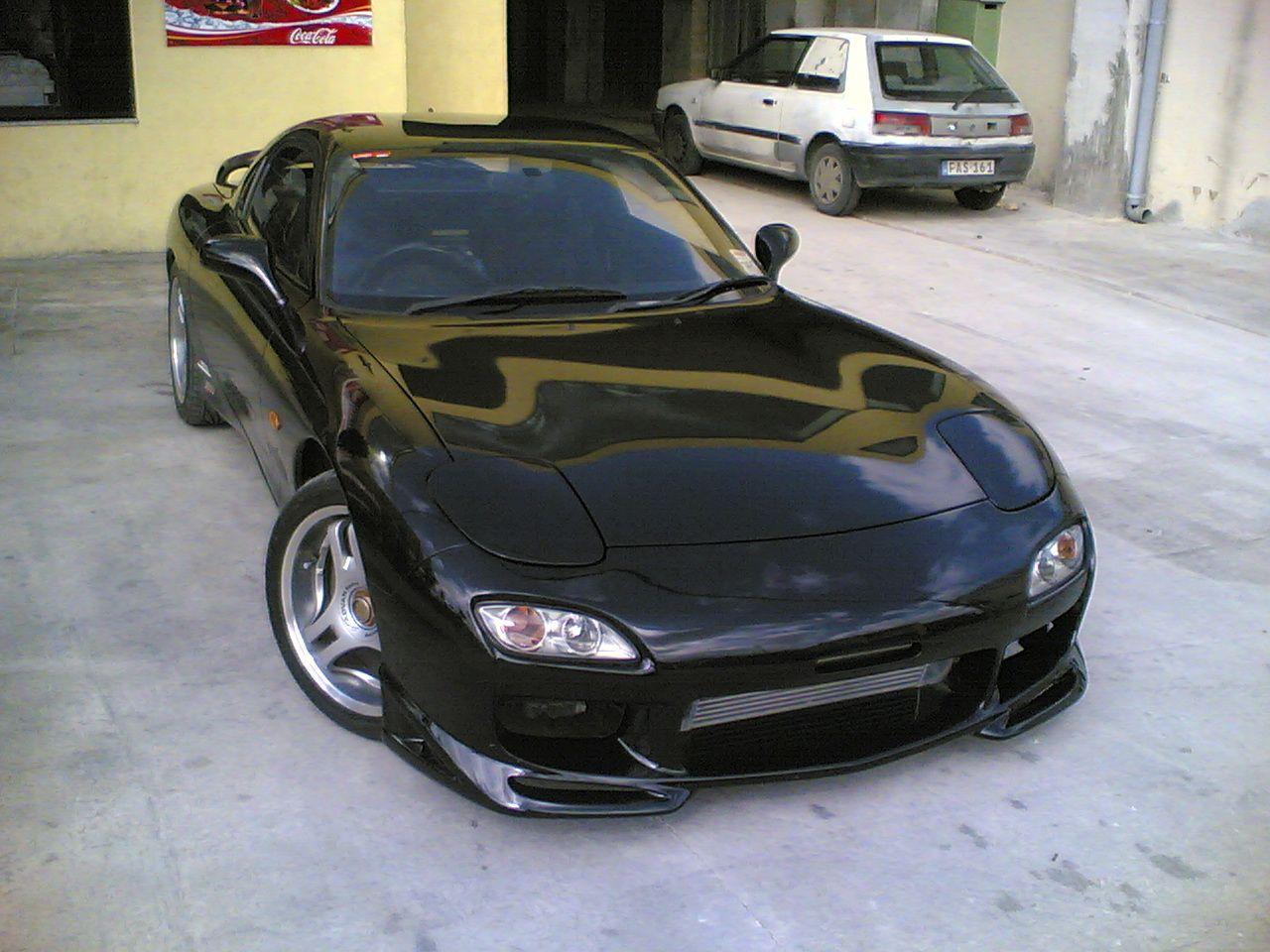 Mazda rx7 efini