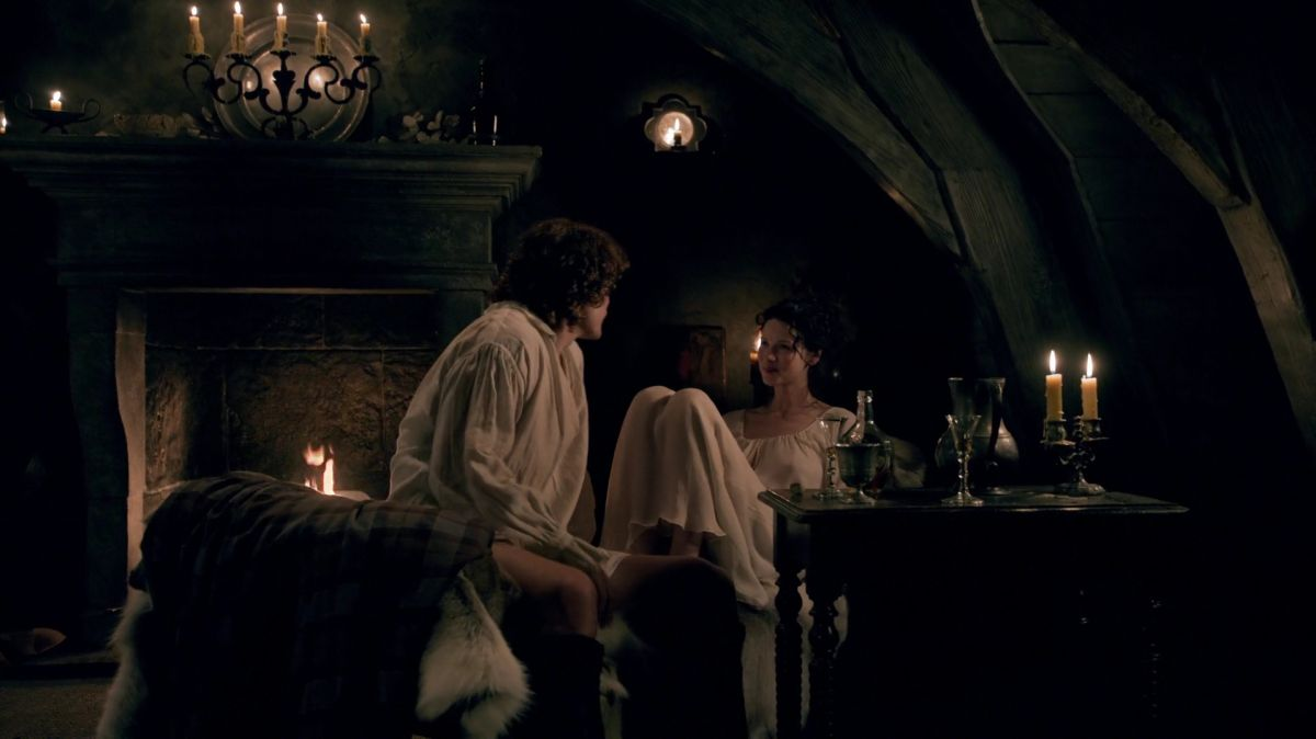1000+ UHQ (1080p) Screencaps of The Wedding – Part II | Outlander Online