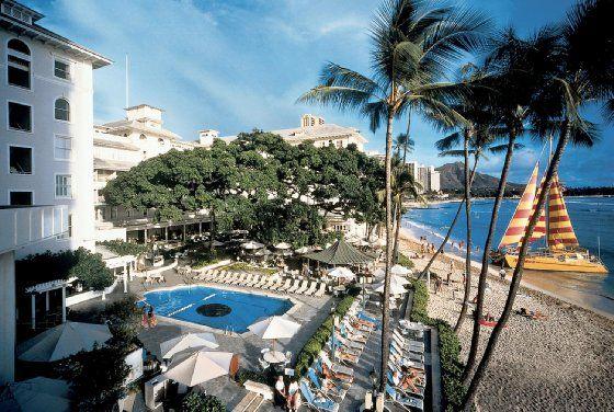 Waikiki Beach Marriott Resort Spa Hotel With Free Wifi In