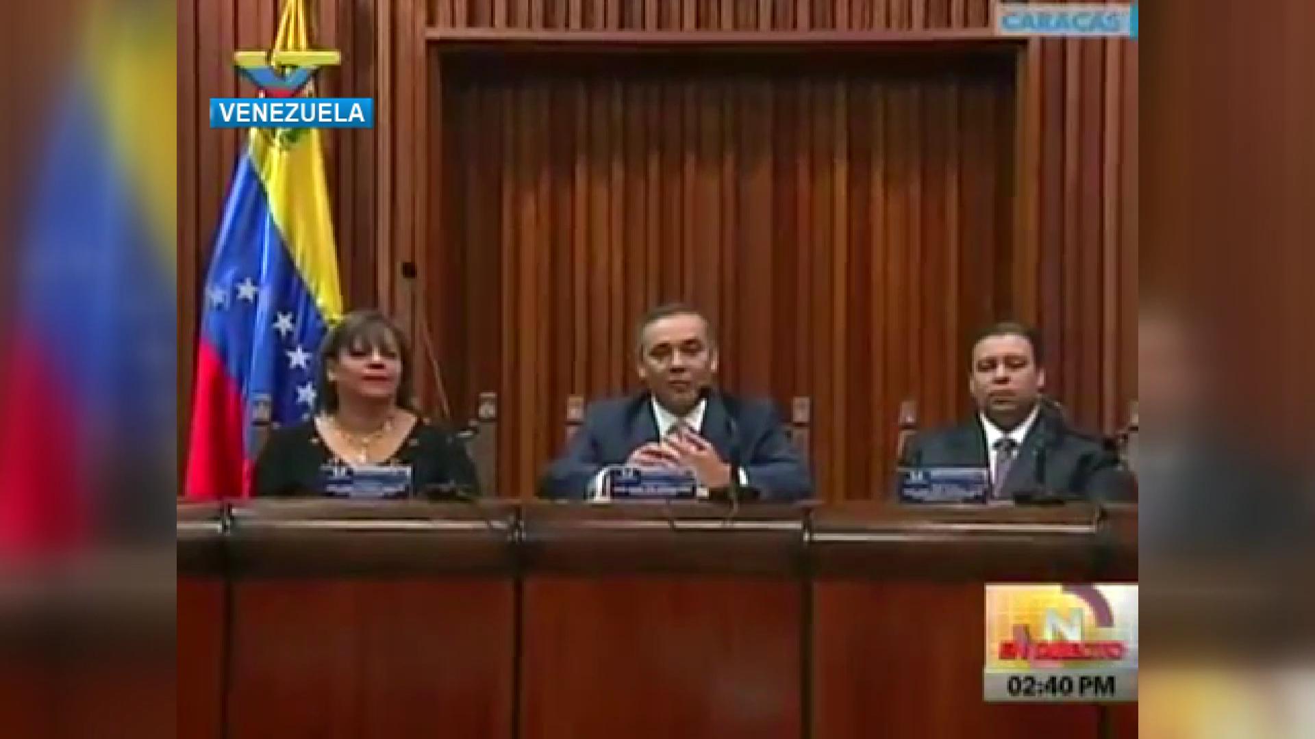 Crisis en Venezuela: Gobierno de Maduro asegura no ha dado golpe de Estado