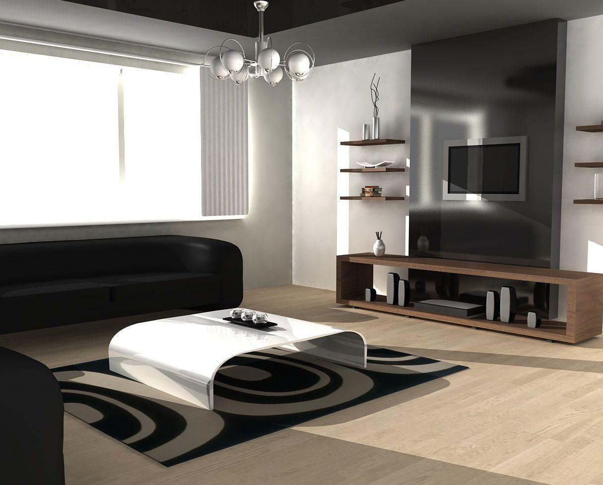diseño minimalista para una sala | Salon | Pinterest