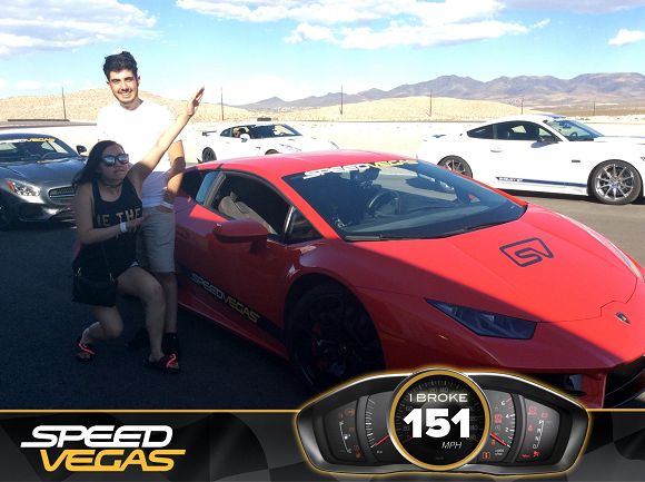 Dreams Really Do Come True At Speedvegas Dream Cars Race Track In This Moment