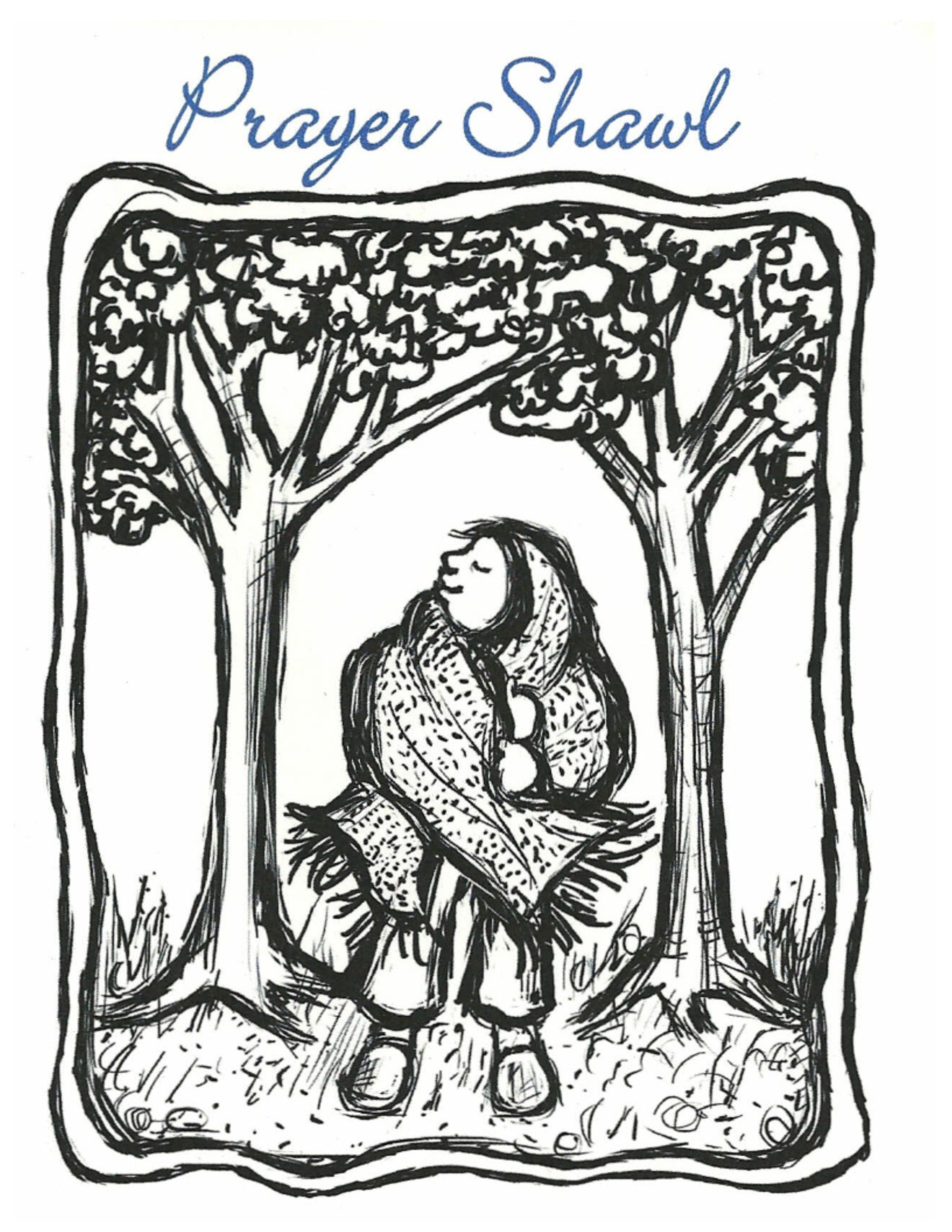 prayer shawls | crochet | Pinterest