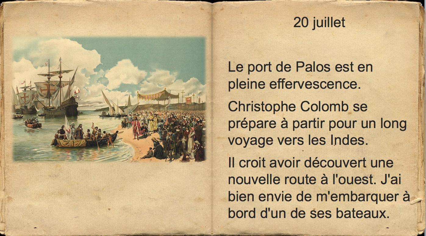 Journal de bord -Renaissance   Renaissance, Journal de ...