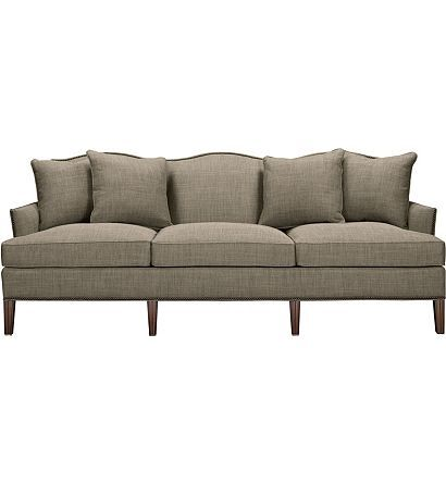 Pablo Sofa From The Thomas O Brien Collection By Hickory Chair Furniture Co Love This Sofa With Images Sofa Sofa Styling Sofa Furniture