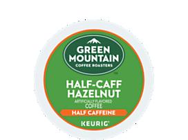 Half Caff Hazelnut Coffee Green Mountain Coffee Breakfast Blend Coffee Mountain Coffee