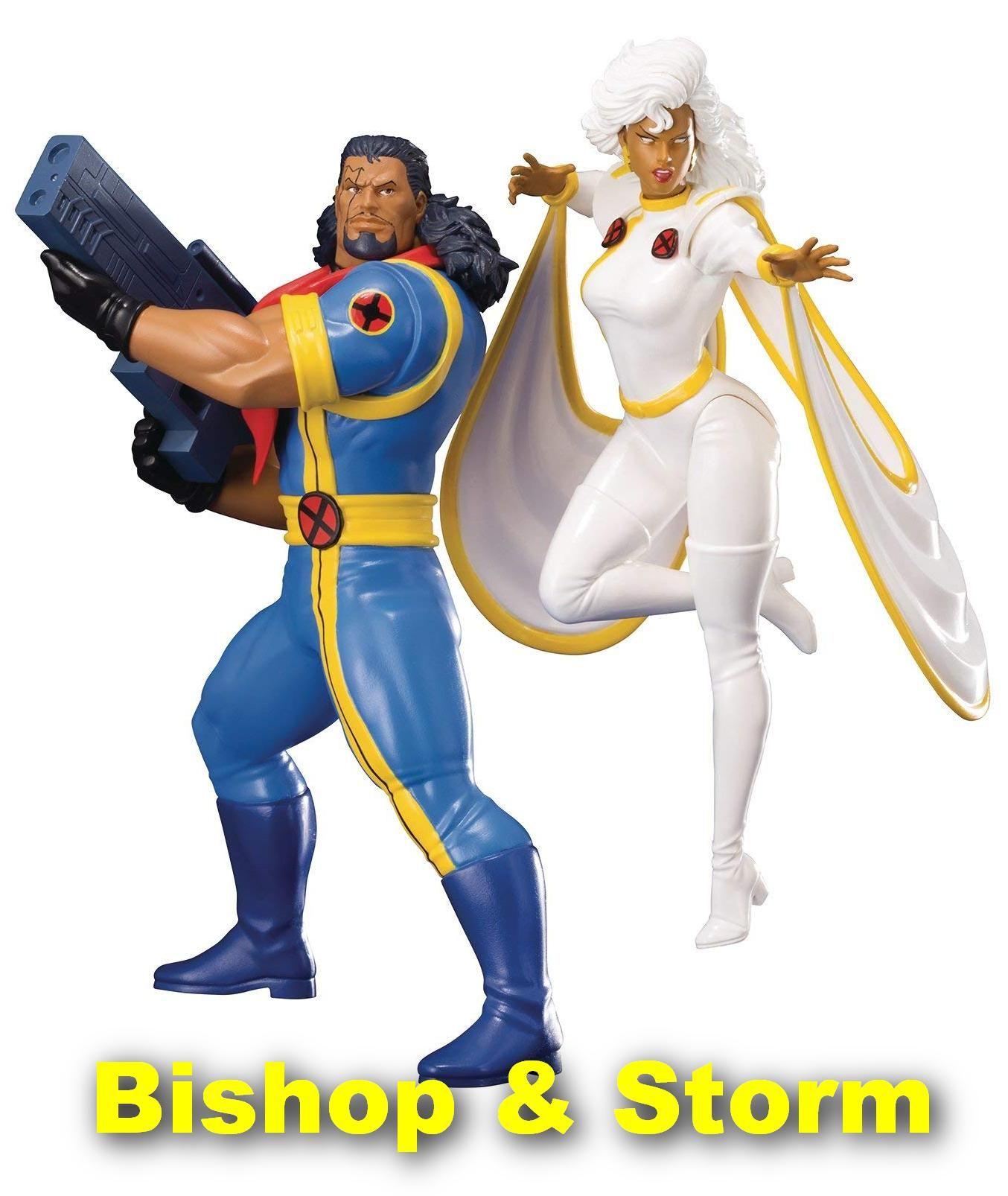 Bishop Storm Statue X Men Marvel Collectibles Marvel X