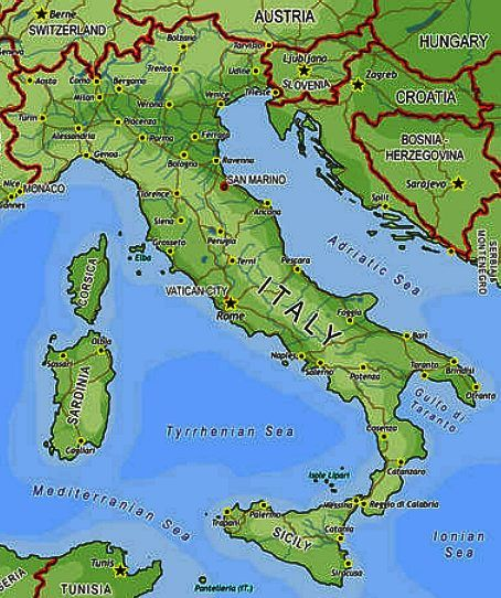 In The Beginning Of The Eighth Century BC Ancient Rome Was A - Map of ancient rome po river