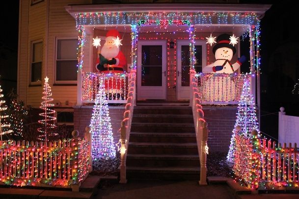 It's Christmas Time In #Somerville.