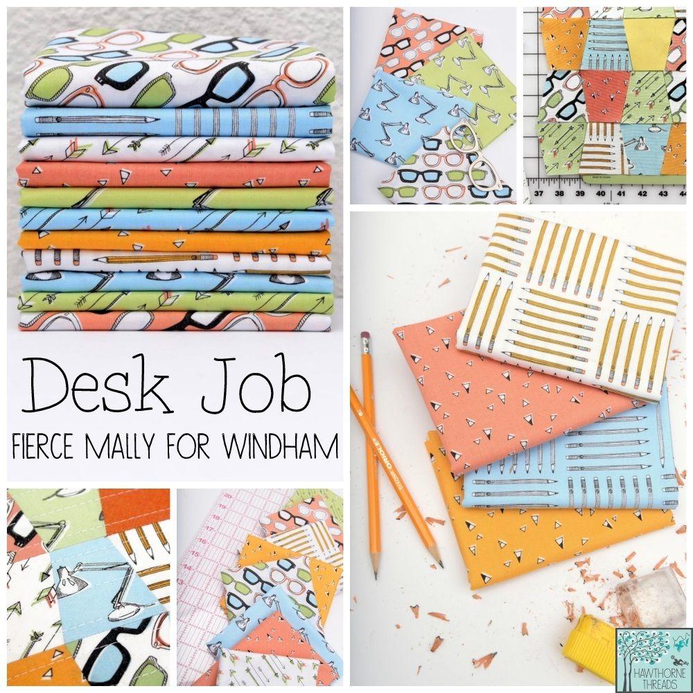 Fierce Mally - Desk Job