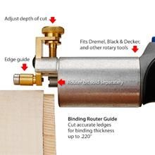 Binding Router Guide   stewmac.com