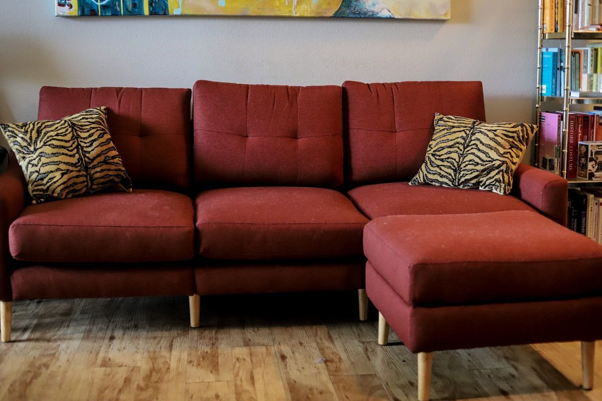 Why We Bought A Burrow Couch Couch Sofa Review Savvy Rest