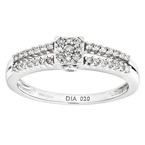 Bague Femme - Or blanc (9 carats) - Diamant 0.2 Cts - T 46.5 Bijoux pour tous http://www.amazon.fr/dp/B000RHNC8S/ref=cm_sw_r_pi_dp_g6f7vb13NG8G9