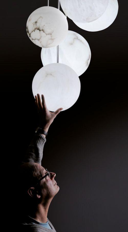 atelier alain ellouz alabaster chandeliers atelier. Black Bedroom Furniture Sets. Home Design Ideas