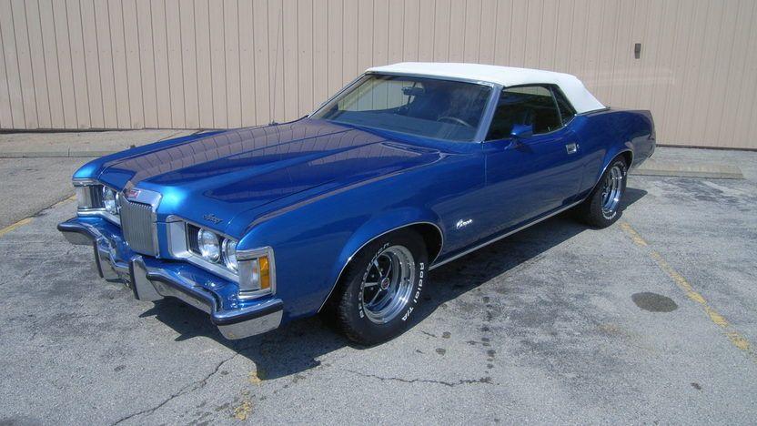 Pin On Mercury Cougar 1971 73