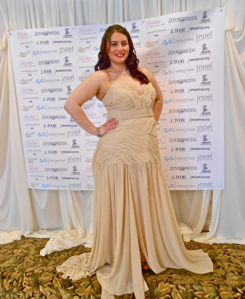 Plus Size Wedding Dresses Arent Necessarily What You Think If Wear A