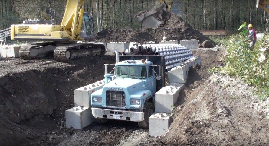 Pouring A Concrete Slab How To Pour A Concrete Slab From Start To Finish Concrete Slab Concrete Slab