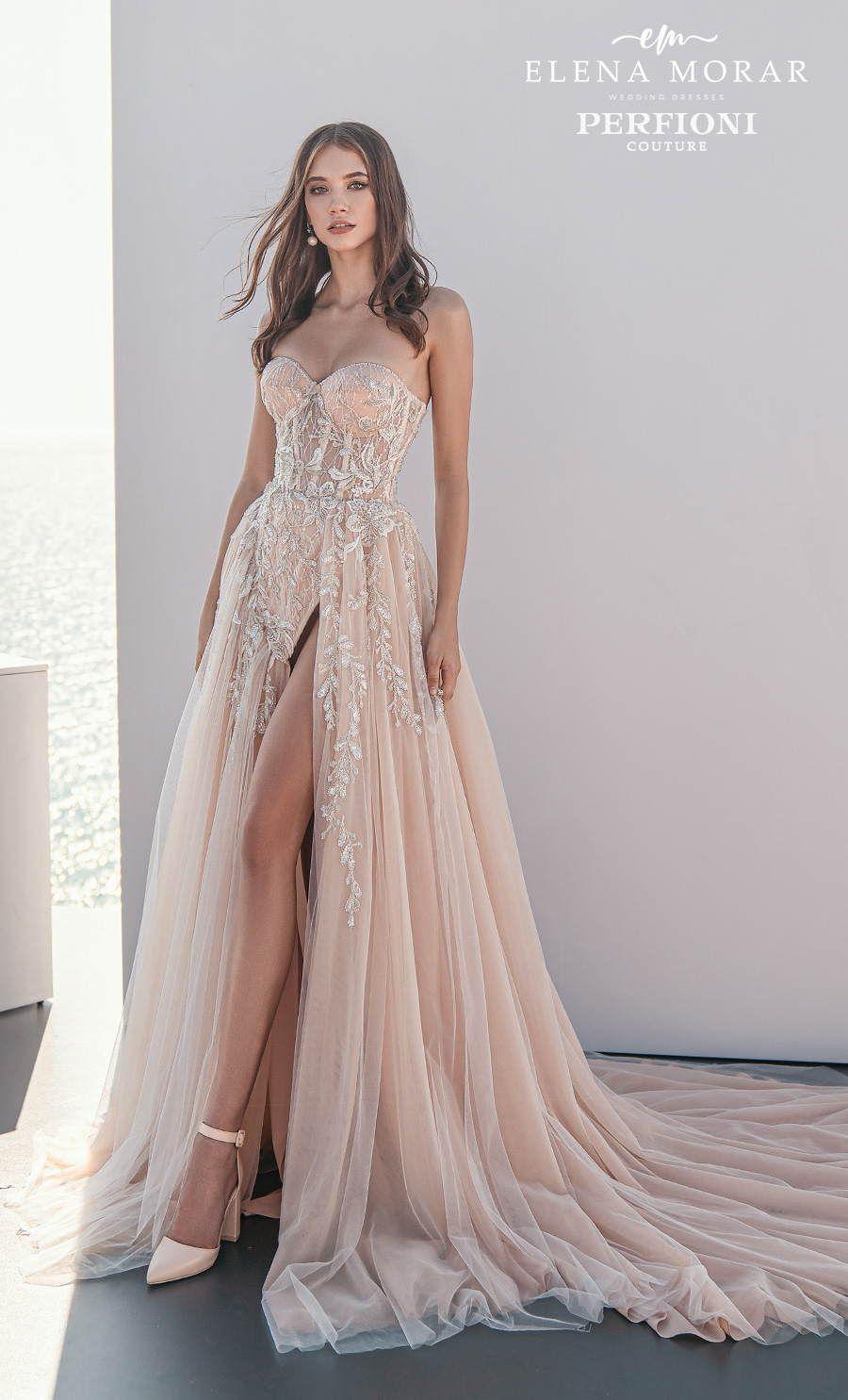 Elena Morar & Perfioni Wedding Dresses | Wedding I