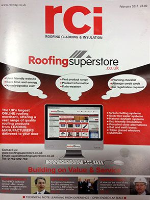 Rci Press Publication Roofing Supplies Roofing Roof Insulation
