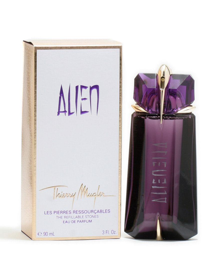 Thierry Mugler Womens Alien 3oz Refillable Eau De Parfum Spray Is
