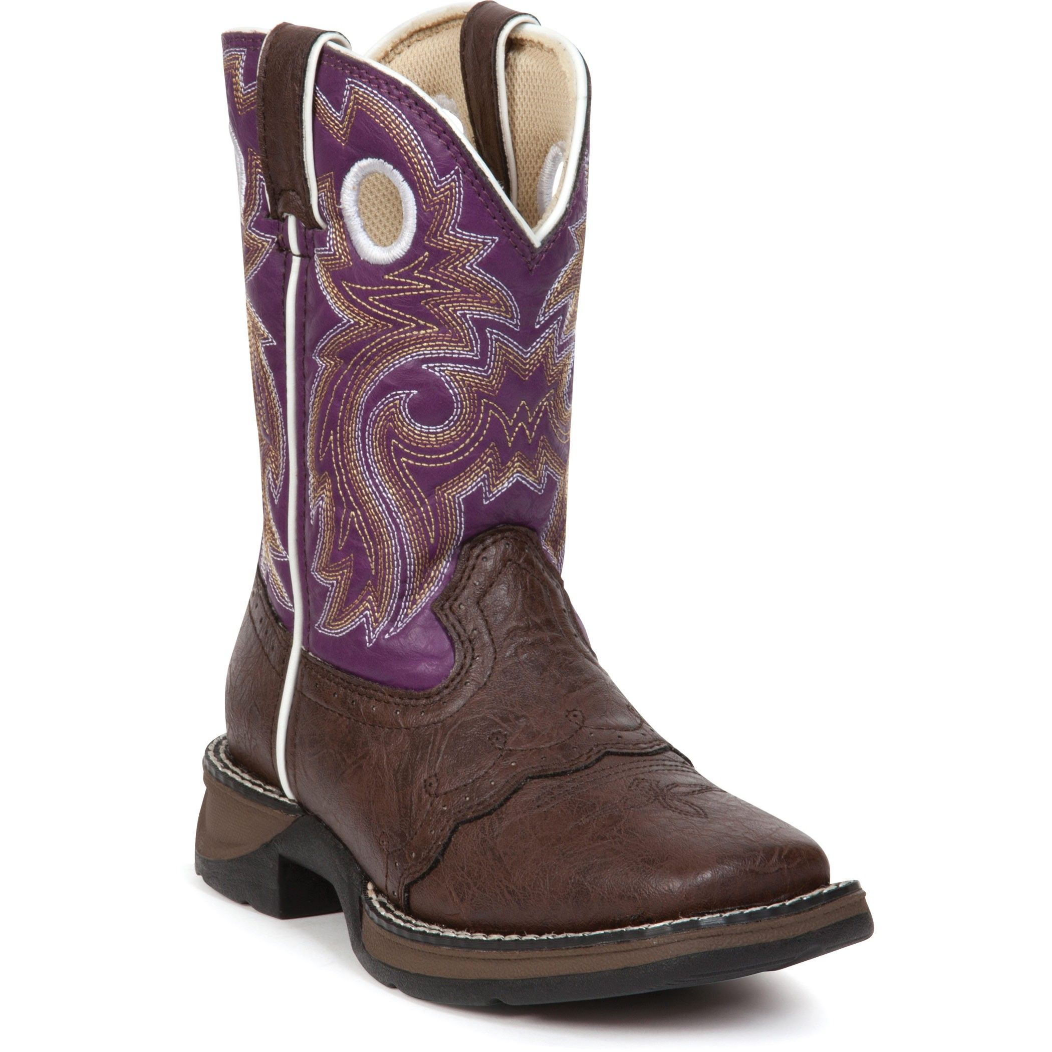 Youth Cowboy Boots - Cr Boot
