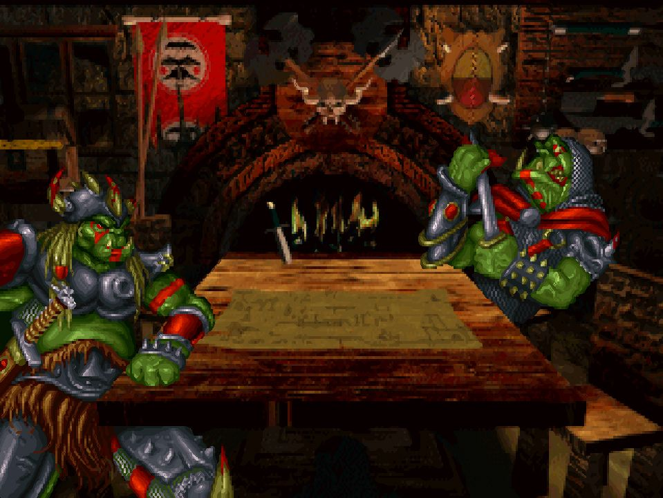 Warcraft Orcs And Humans Orc Campaigns Blizzplanet Warcraft
