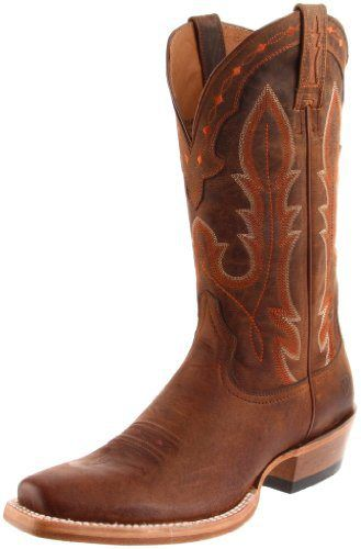 Ariat Men's Hotwire Western Boot, Weathered Brown, 12 M US - http://authenticboots.com/ariat-mens-hotwire-western-boot-weathered-brown-12-m-us/