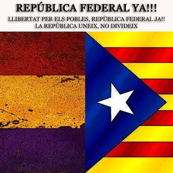 Una #republica federal