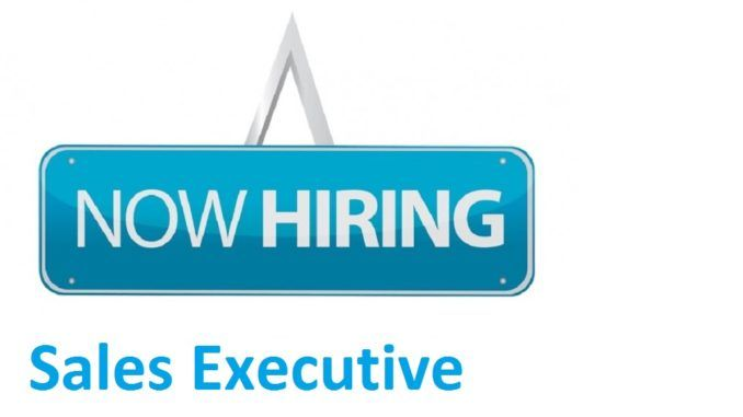 """Hiring Fresher/ ExperienceSales Executive"" VJN"