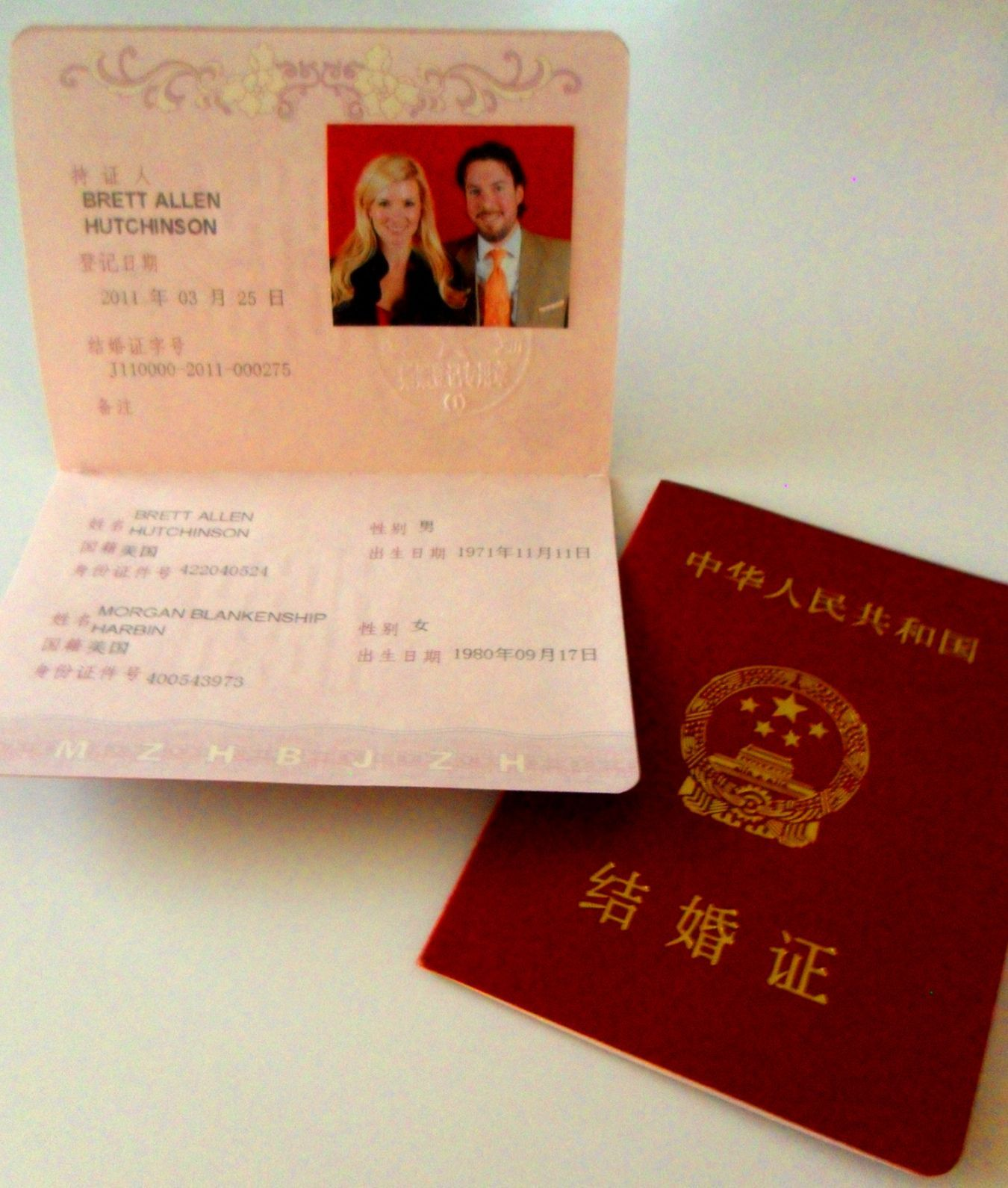 Get Our Free Chinese Marriage Certificate Translation Template Chinese Marriage Marriage Certificate Marriage
