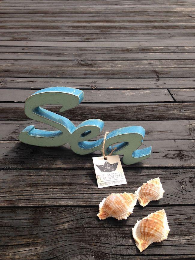 Palabras De Madera Sea
